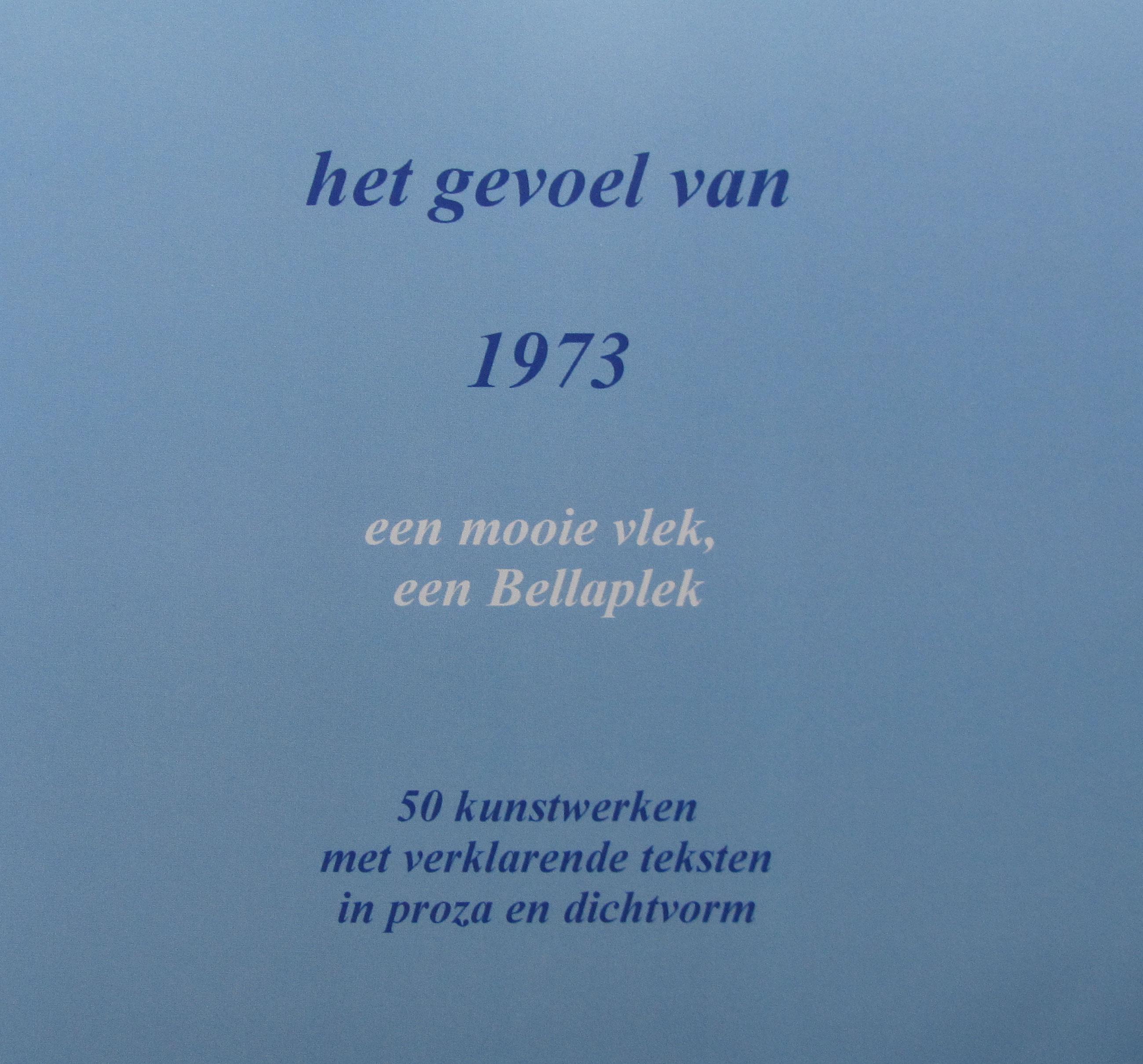 Het gevoel van 1973