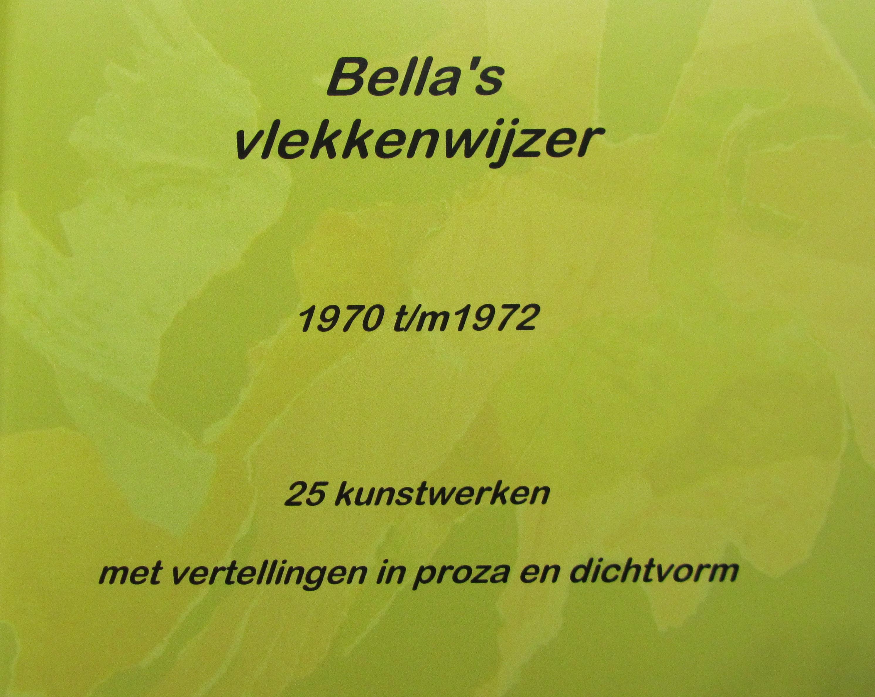 Bella's vlekkenwijzer