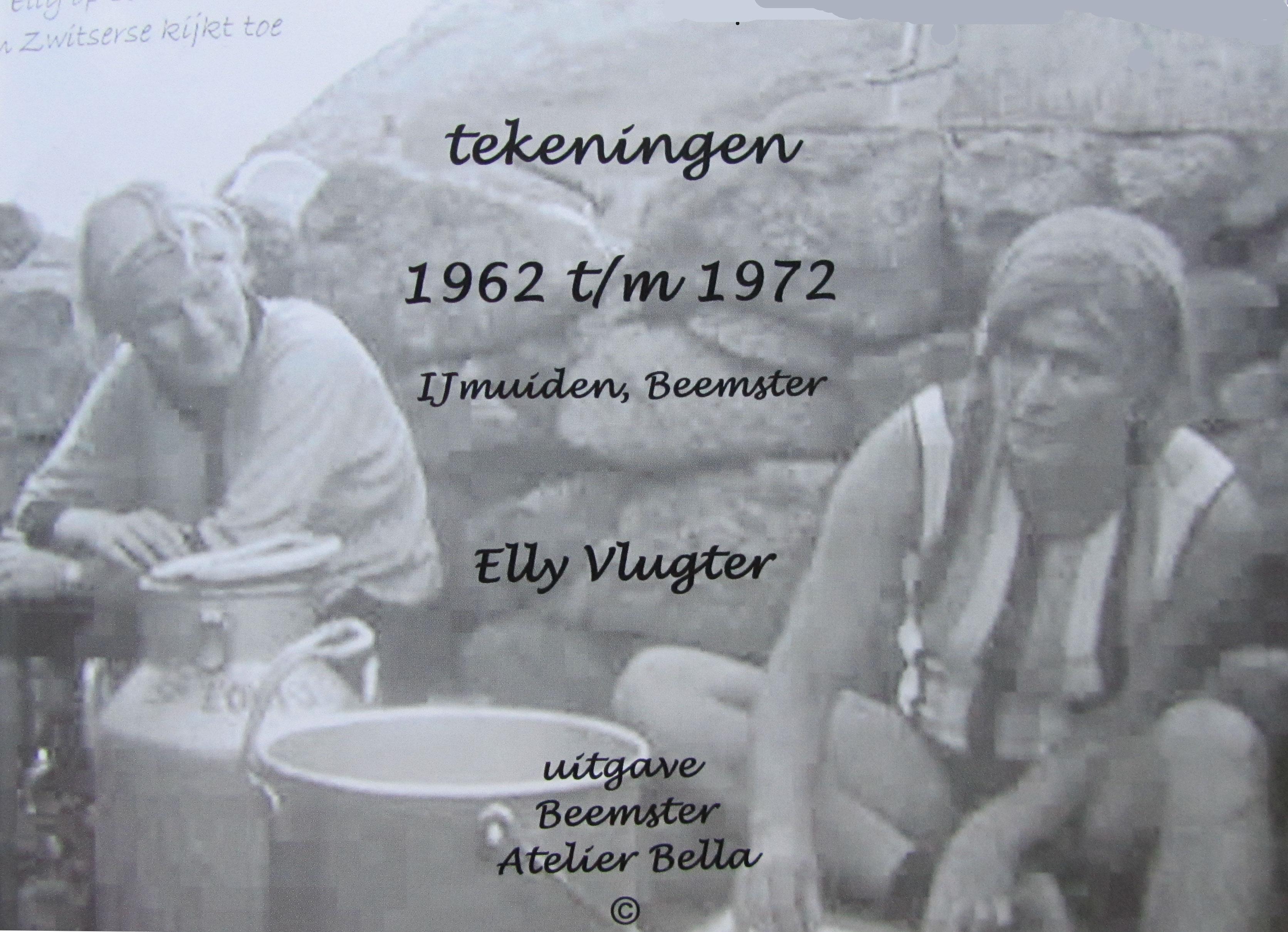 Tekeningen 1968 t/m 1972