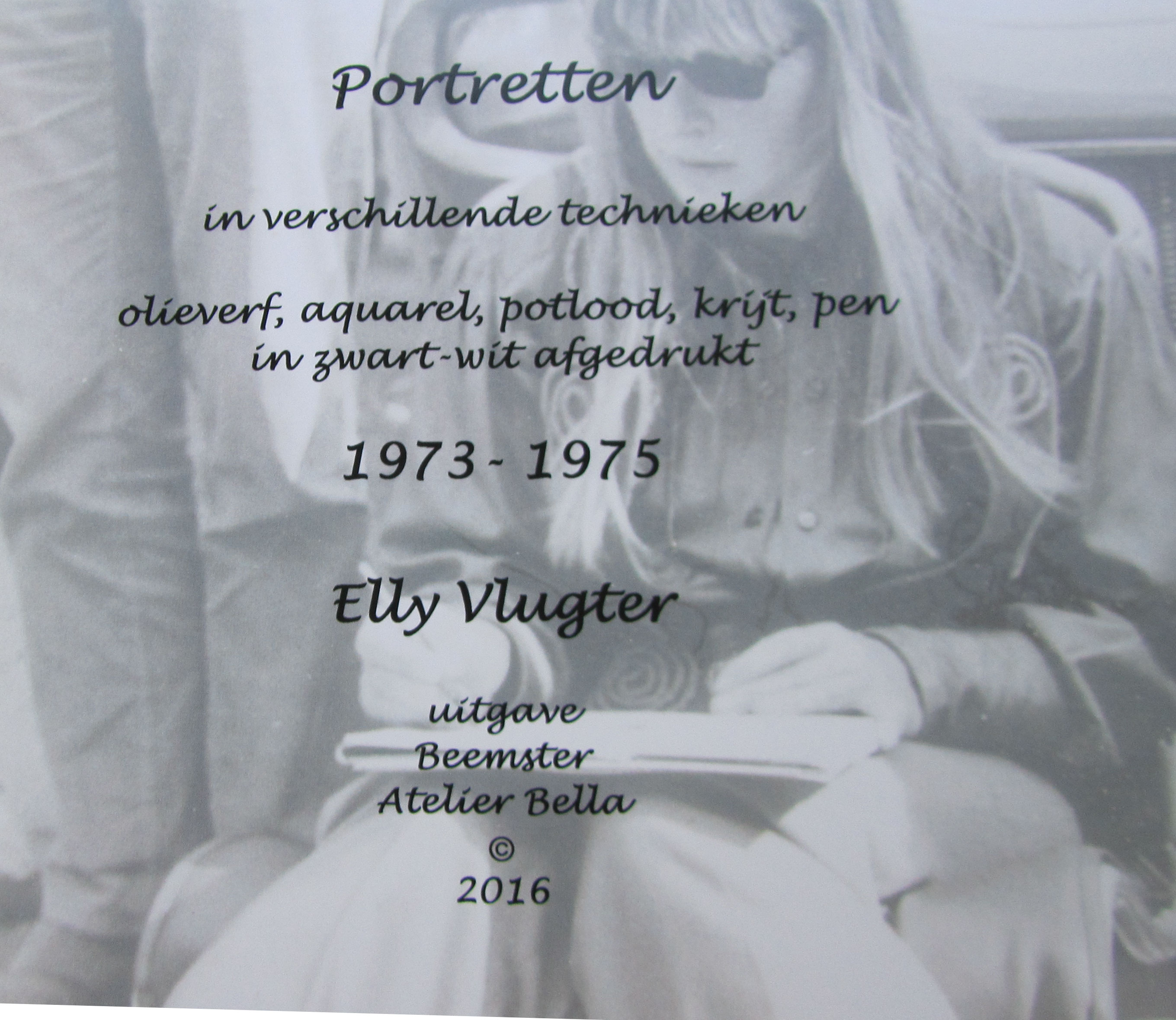 Portretten 1973 t/m 1977