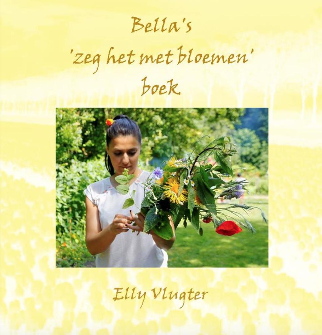 Bella's 'Zeg het met bloemen' boek