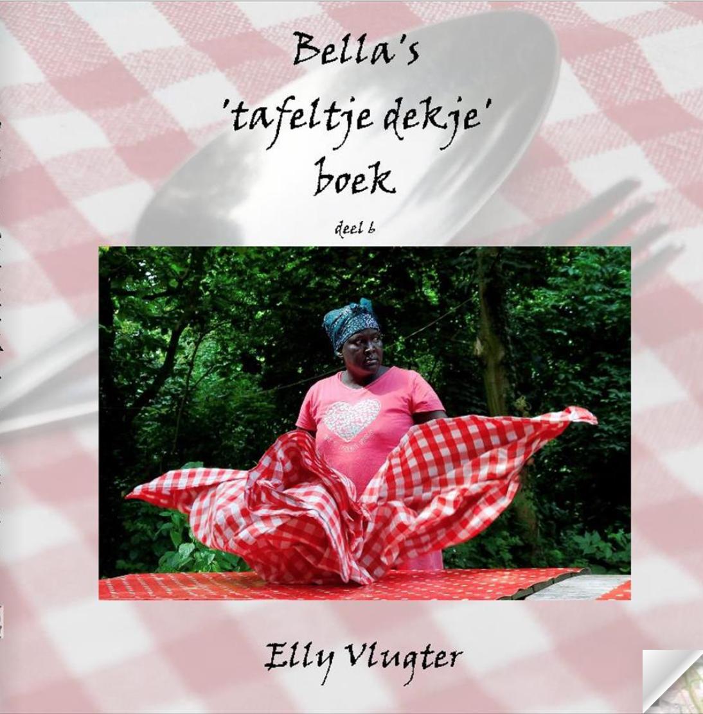 Bella's 'tafeltje dekje' boek, deel 6
