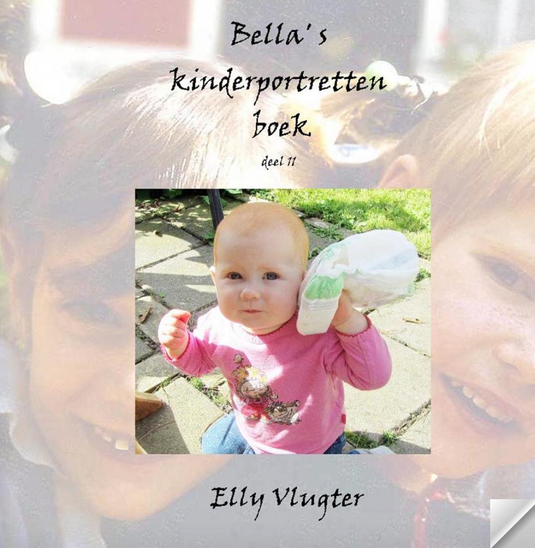 Bella's kinderportrettenboek